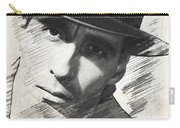 Christopher Lee, Vintage Actor Carry-all Pouch