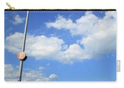 Citi Field - New York Mets Carry-all Pouch by Frank Romeo