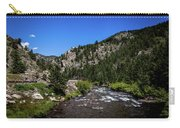 Clear Creek Canyon Carry-all Pouch
