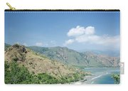 Coast And Beach View Near Dili In East Timor Leste Carry-all Pouch
