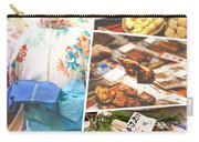 Collage Of Japan Food Images Carry-all Pouch