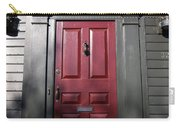 Colonial Red Door Newport Rhode Island Carry-all Pouch
