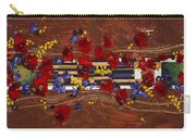 Colourful Abstract Painting Carry-all Pouch