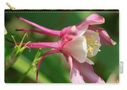Columbine From The Songbird Series Named Robin Carry-all Pouch