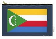 Comoros Flag Carry-all Pouch