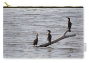 Cormorant Carry-all Pouch