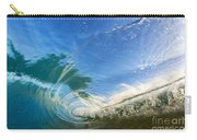 Crashing Wave Tube Carry-all Pouch