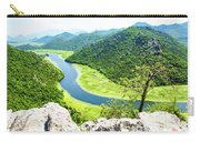 Crnojevic River, Montenegro Carry-all Pouch
