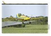 Crop Dusting Plane Carry-all Pouch