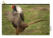 Crowing Pheasant Carry-all Pouch