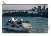 Cruise Ship 4 Carry-all Pouch