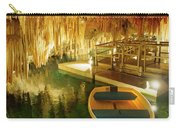 Crystal Cave In Hamilton Parish Bermuda Carry-all Pouch