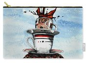 2 Cups Coffee Carry-all Pouch
