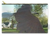 Custer Park, Bismarck, Nd, Usa - Bicentennial Of The Constitution Carry-all Pouch