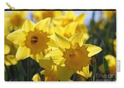 Daffodils In The Sunshine Carry-all Pouch