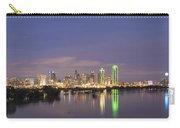 Dallas Skyline Twilight Carry-all Pouch