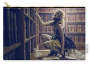 Dark Tales And The Rose Of Solitude Carry-all Pouch