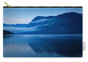 Dawn At Lake Bohinj In Slovenia Carry-all Pouch