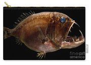 Deep Sea Fangtooth Carry-all Pouch