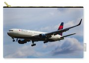 Delta Airlines Boeing 767 Carry-all Pouch