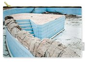 Derelict Swimming Pool Carry-all Pouch