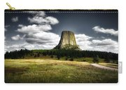 Devil's Tower - Wyoming Carry-all Pouch