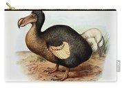 Dodo Bird Raphus Cucullatus, Extinct Carry-all Pouch