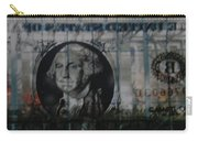 Dollar Bill Carry-all Pouch