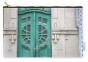 Doors Of Portugal  Carry-all Pouch