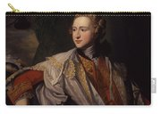 Duke Of Leeds By Benjamin West Carry-all Pouch