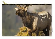 Early Morning Bull Elk Carry-all Pouch