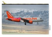 Easyjet Tartan Livery Airbus A319-111 Carry-all Pouch