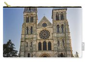 Eglise Notre - Dame En Vaux Carry-all Pouch