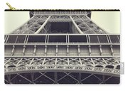Eiffel Tower By The Seine Carry-all Pouch