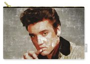 Elvis Presley Y Mb Carry-all Pouch