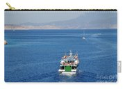 Emborio Harbour On Halki Carry-all Pouch