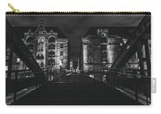 Evening In Hamburg Carry-all Pouch