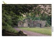 Fairafar Mill, Cramond, Edinburgh Carry-all Pouch