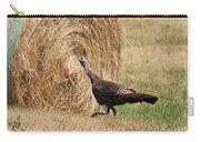 Female Eastern Wild Turkey Carry-all Pouch
