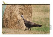 Female Eastern Wild Turkey Carry-all Pouch