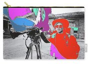 Film Homage Andy Warhol Lonesome Cowboys Old Tucson Arizona 1968-2013 Carry-all Pouch
