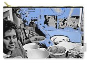 Film Homage Esther Williams Skirts Ahoy 1952 St. Patrick's Day Party Tucson Arizona 1985-2012 Carry-all Pouch