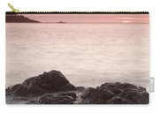Fine Art- St Ives At Sunset By Phill Potter Carry-all Pouch