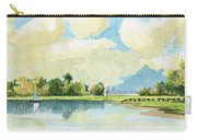 Fishing Lake Carry-all Pouch