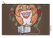 Flossing Tooth Carry-all Pouch