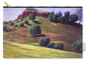 Flowering Meadow Carry-all Pouch