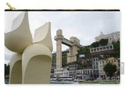 Fountain Of The Market Ramp By Mario Cravo Carry-all Pouch