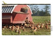 Free Range Chickens Carry-all Pouch