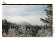 Frosty Pikes Peak Carry-all Pouch