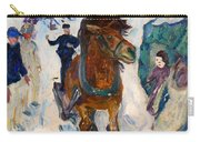 Galloping Horse Carry-all Pouch